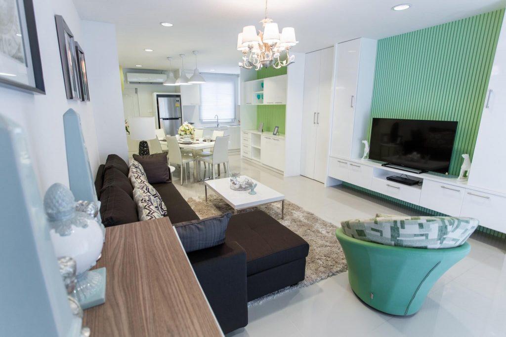 The Residence-ทาวน์โฮม6